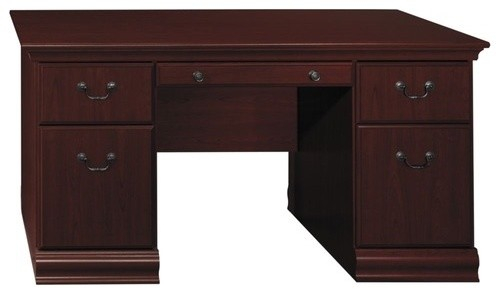 Birmingham Cherry Executive Desk modern-home-office-products