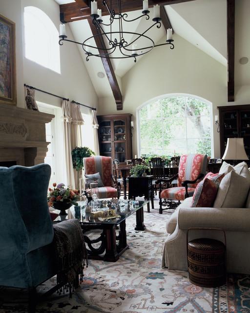 Dutch Treat traditional-family-room