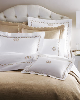 Matouk Full Fitted Sheet traditional-sheets