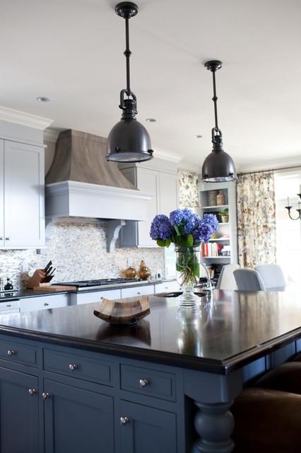 Elizabeth Reich, Interior Design traditional-kitchen