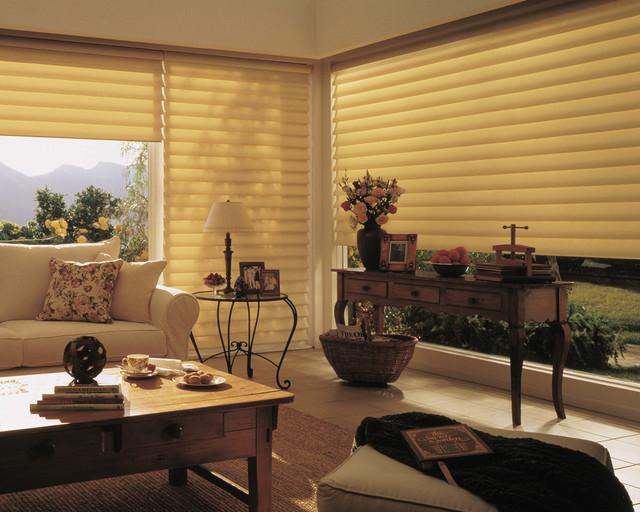Hunter Douglas Shades window-treatments