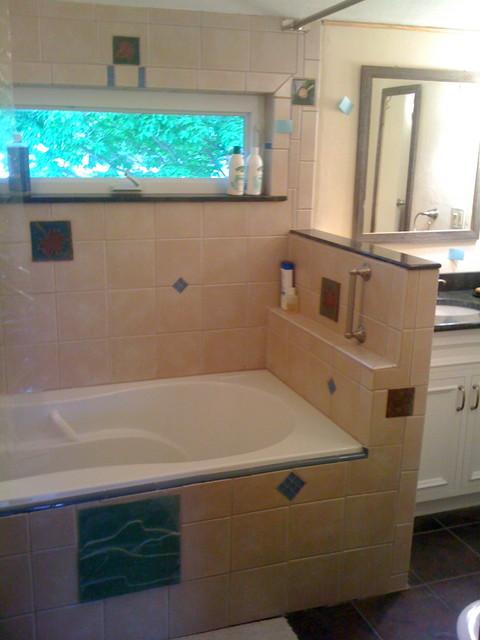 Monkton Bathroom Remodel contemporary-bathroom