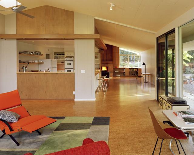 Glen Ellen modern-living-room