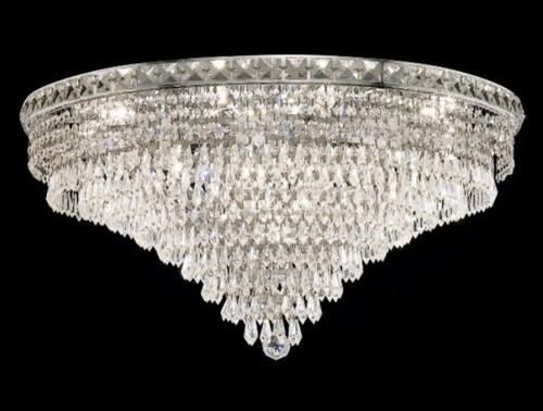 Tranquil 18 Light Semi Flush Mount modern-ceiling-lighting