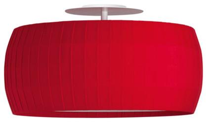 Isamu 21-Inch Ceiling Light modern-ceiling-lighting