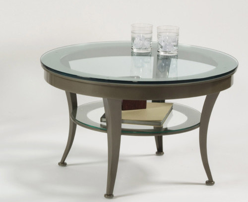 Spectrum Coffee Table modern-coffee-tables