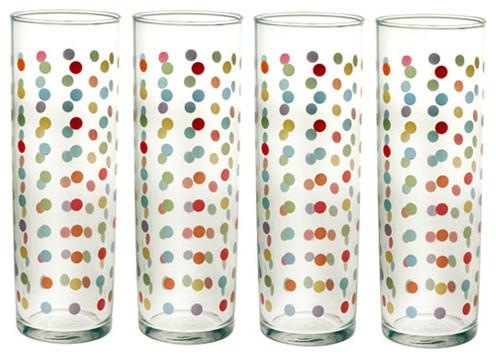 Polka Dot Glasses traditional-everyday-glasses