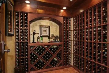 Designer Series Wine Racks traditional-wine-racks