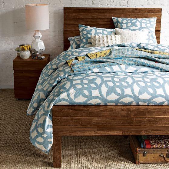 Stria Bed Set modern-beds