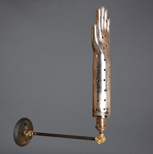 Articulated Arm Sconce eclectic wall sconces