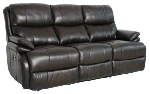 Barcalounger Affinity ll Reclining Sofa - Chocolate contemporary-sofas
