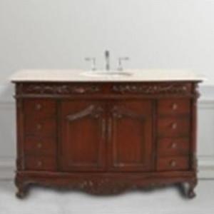"""Bathroom Sink Vanity, 36"""" Single Vessel Sink, Madrid contemporary-bathroom-vanities-and-sink-consoles"""