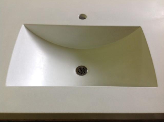 Stock Sinks contemporary-bathroom-sinks