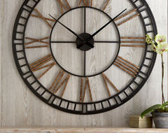 Round Wall Clock traditional clocks