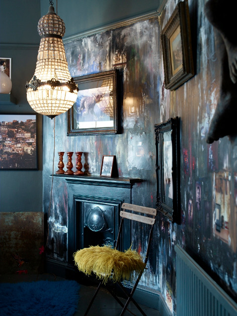 Abigail Ahern Interiors Eclectic London By Abigail Ahern