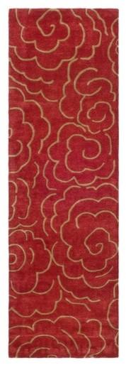 Soho Red Rug modern-rugs
