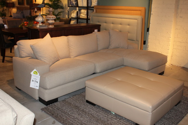 Showroom Sofas modern-sectional-sofas