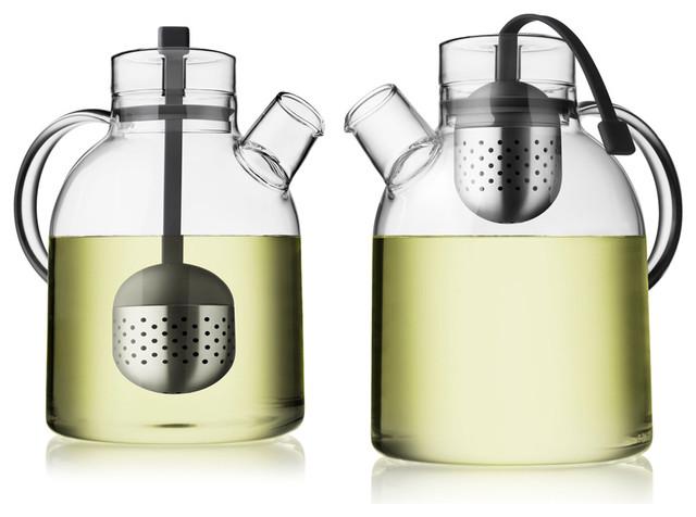 Menu Glass Kettle Teapot with Tea Egg modern-coffee-and-tea-makers