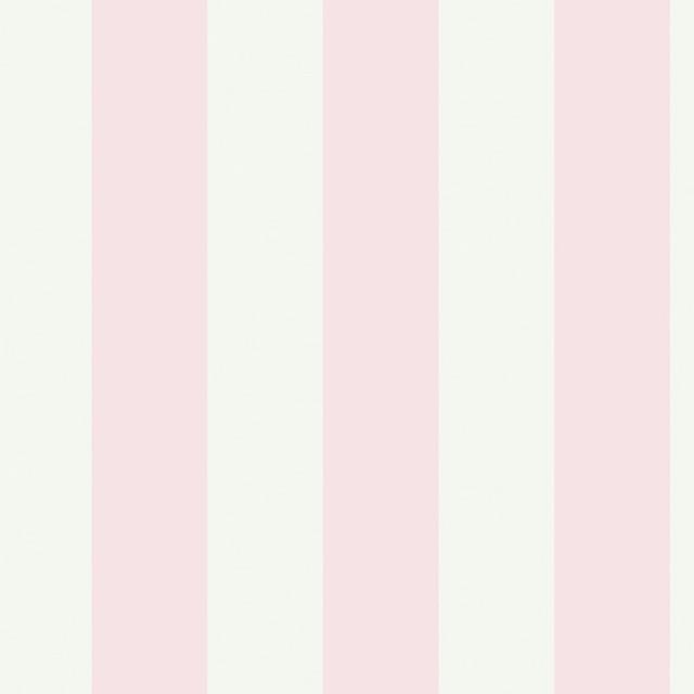 Dk5991 Silk Stripe Kids Girl Wallpaper Contemporary