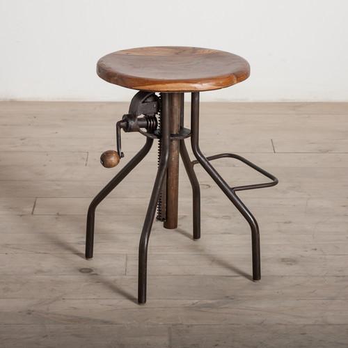 Adjustable Hand Crank Bar Stool Modern Bar Stools And  : modern bar stools and counter stools from www.houzz.com size 500 x 500 jpeg 48kB