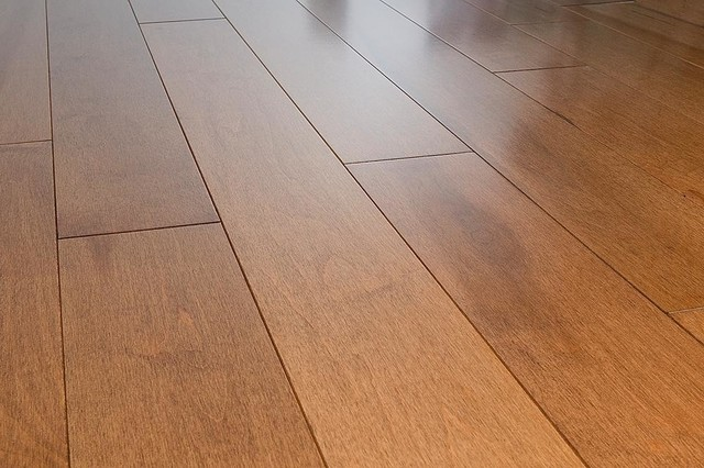 Jasper Hardwood Canadian Maple Collection Traditional