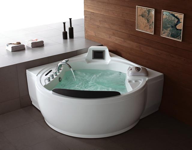 Whirlpool Tubs Modern Bathtubs Boston By Aquapeutics