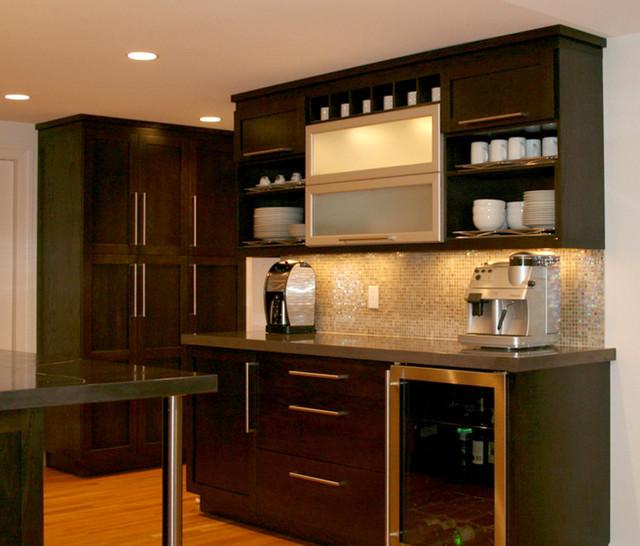 Ultracraft Cabinetry Modern Phoenix By Distinctive Kitchen Bath Dkb