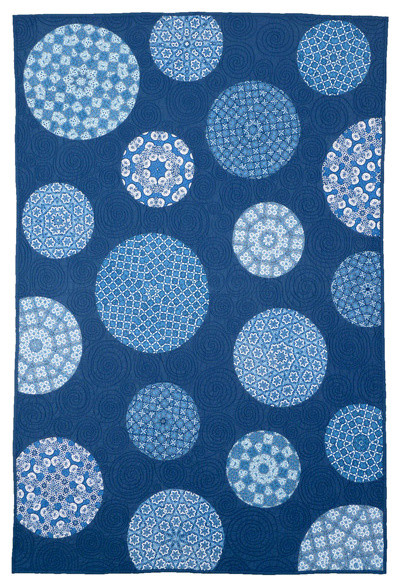 Delft Quilt modern quilts