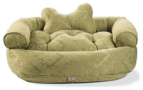 Designer comfy couch pet bed dog bed traditional pet supplies by frontgate Comfy couch dog bed