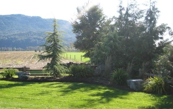Nicomen Island Farm traditional-landscape
