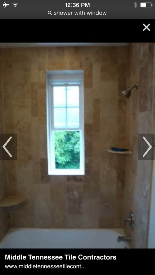In shower window protection - Shower glass protection ...