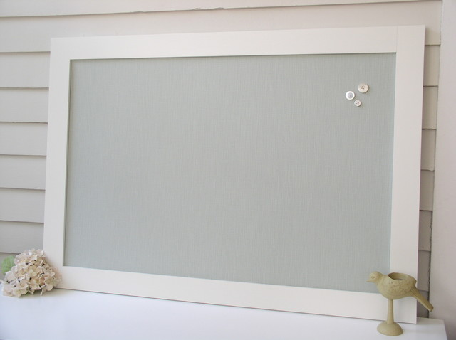 Handcrafted Fabric Magnetic Bulletin Boards bulletin-board