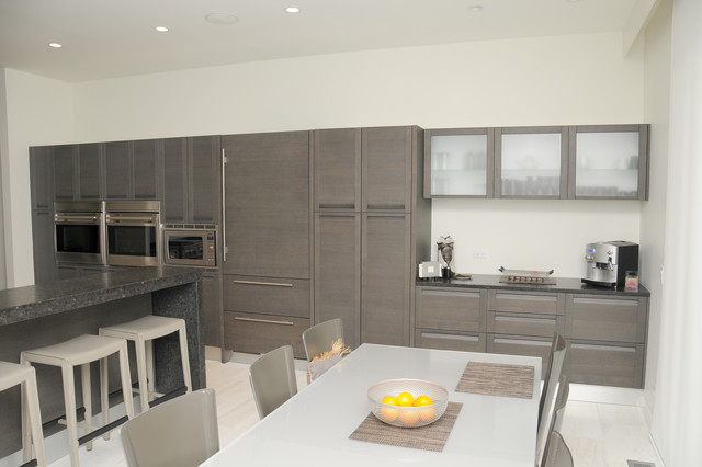 Copat Italian Cabinetry - Modern - Kitchen Cabinetry - chicago - by Prestige Designs