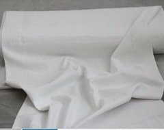 White Curtain Material Fabric contemporary upholstery fabric