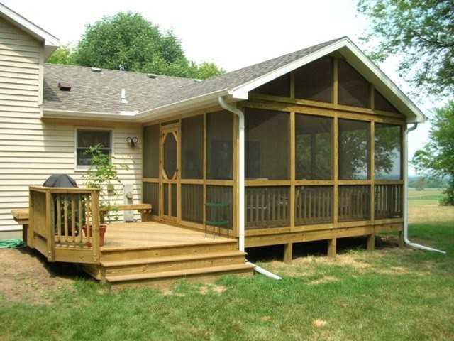 decks screened in porches