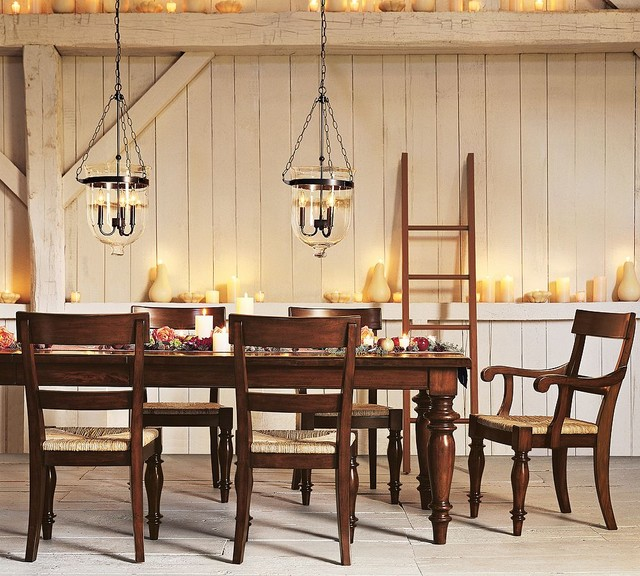 Pottery Barn Dining Room Traditional