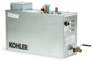 KOHLER K-1652-NA 5-kW Steam Generator contemporary-showers