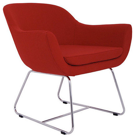 Chelsea Lounge Wire by Nuans Design modern-chairs