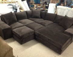 SUZE STYLE - MODERN modern-sectional-sofas