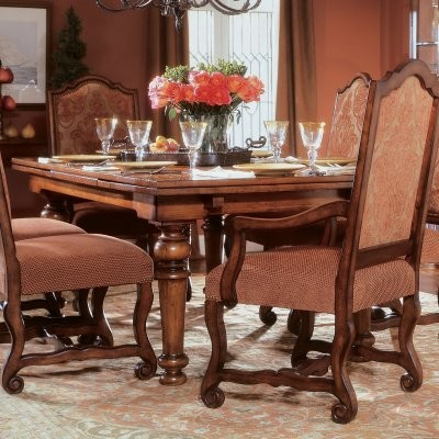 Waverly Place 82 in. Refectory Dining Table modern-dining-sets