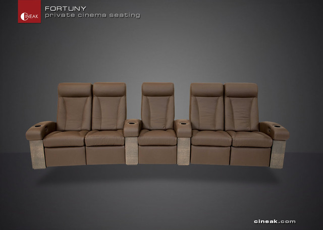 Latest Home Theater Seats by Cineak Luxury Seating