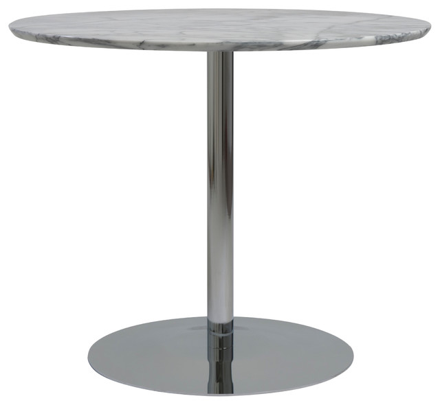 Euro Style Tammy Collection Tammy Dining Table in Marble  : contemporary dining tables from www.houzz.com size 640 x 590 jpeg 26kB