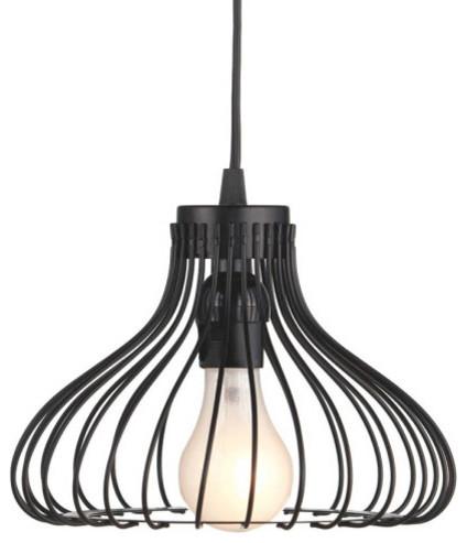 clove wire pendant lamp modern pendant lighting by