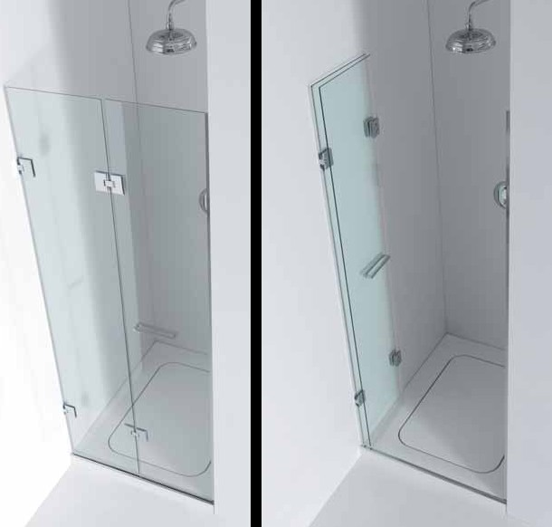 INFOLD SHOWER DOOR - Shower Doors - by galbox