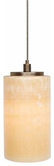 LBL Lighting  Onyx Cylinder Pendant Light modern pendant lighting