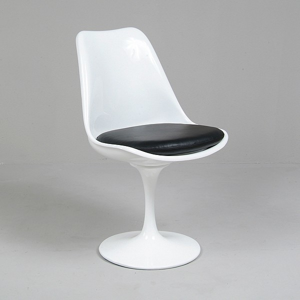 Saarinen Tulip Side Chair Reproduction Modern Dining Chairs Chicago By Modern Classics