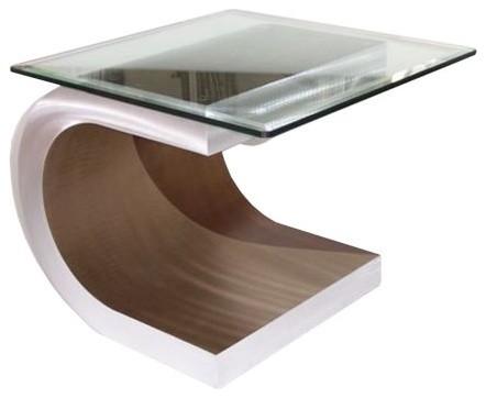Nova Lighting Nova Meandering End Table Designed by Jon Gilmore