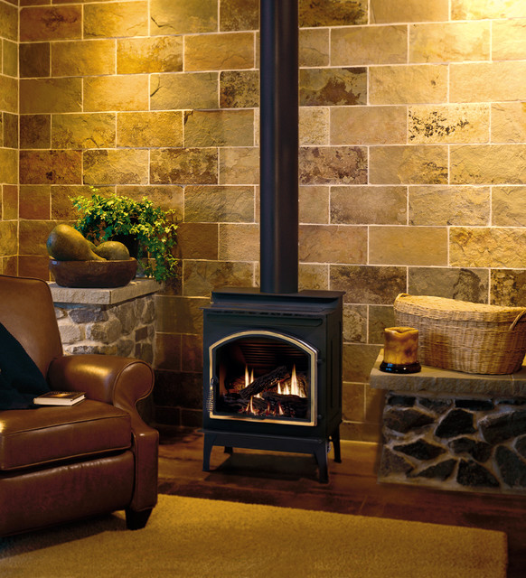 Wood and Gas stove installations freestanding-stoves
