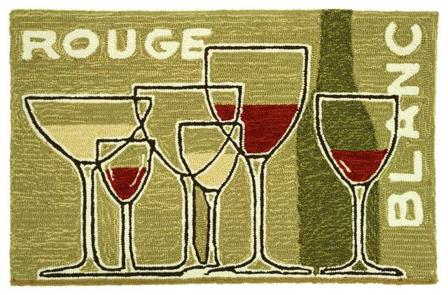 Grand Vins Rug contemporary-rugs
