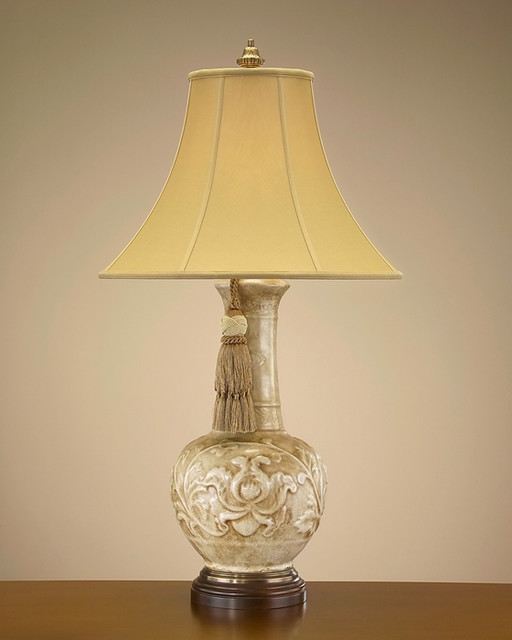 John Richard 42'' Country French Vase Table Lamp